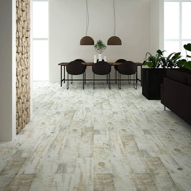 yrt 6x36 weathered white wood porcelain