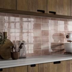 Wall Tile Kitchen Stainless Steel Kitchens Tiles Giant Milan