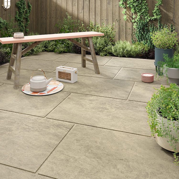 how to clean outdoor tiles easily
