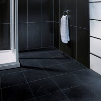 23 black sparkle bathroom floor tiles ideas and pictures