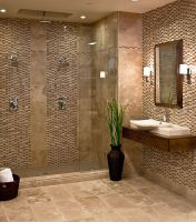 40 brown bathroom wall tiles ideas and pictures 2020