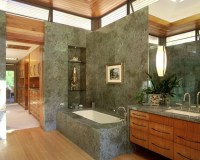 Green Marble Tile Bathroom | www.imgkid.com - The Image ...