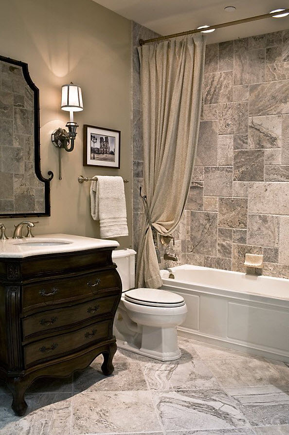 35 grey brown bathroom tiles ideas and pictures 2019
