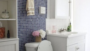 40 Navy Blue Bathroom Tiles Ideas And Pictures 2019