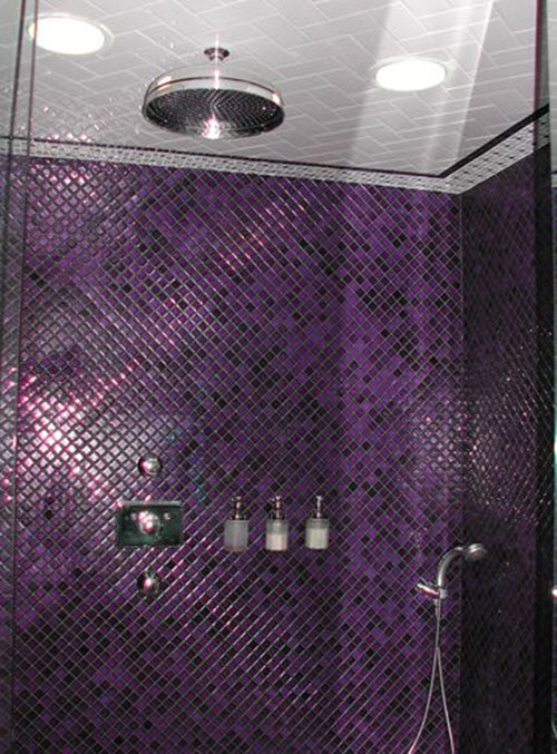 40 purple bathroom tile ideas and pictures 2019
