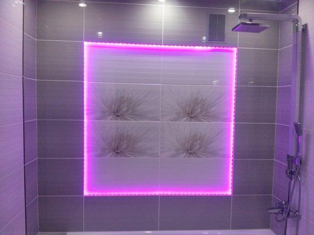 Led Bathroom Light Fittings