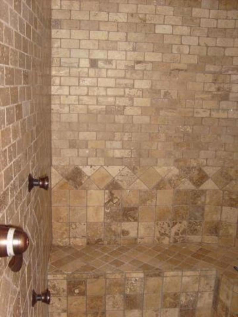 20 Magnificent Ideas And Pictures Of Travertine Bathroom Wall Tiles