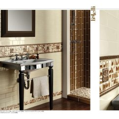 Pictures Of Chair Rails In Bathrooms Electric Bath Chairs Elderly 30 Ideas A Bathroom With Subway Tile And Rail