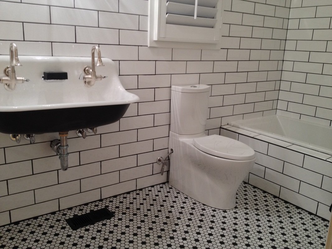 9 great ideas of ceramic tile patterns for bathroom