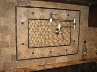 23 nice ideas of glass tile trim bathroom