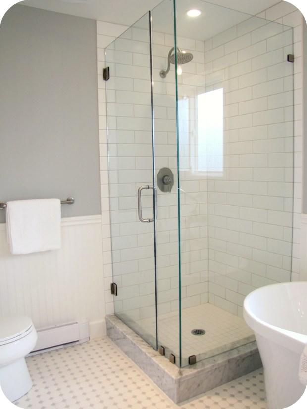 Glass Shower Tiles - Home Design Ideas