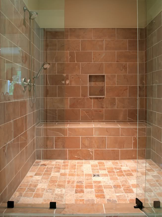 28 Pictures Of Bathroom Design With Large Subway Tile 2019