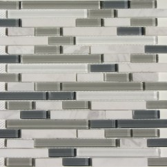 How To Clean Kitchen Tiles Walls Cabinet Installation Cost 30 Ideas Of Using Glass Mosaic Tile For Bathroom Backsplash