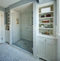 30 great pictures and ideas basketweave bathroom floor tile