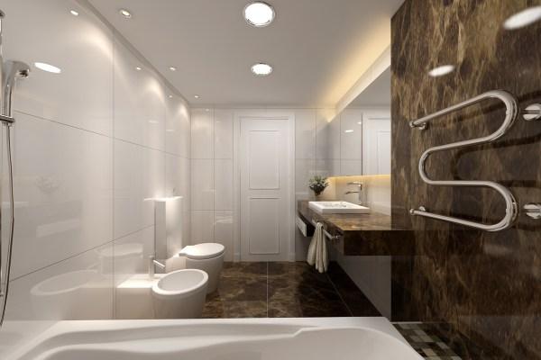 Modern Bathroom Shower Design Ideas