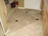 Bathroom Ceramic Floor Tile Ideas