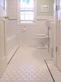 36 nice ideas and pictures of vintage bathroom tile design ...