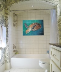 25 wonderful ideas and pictures ceramic tile murals for ...