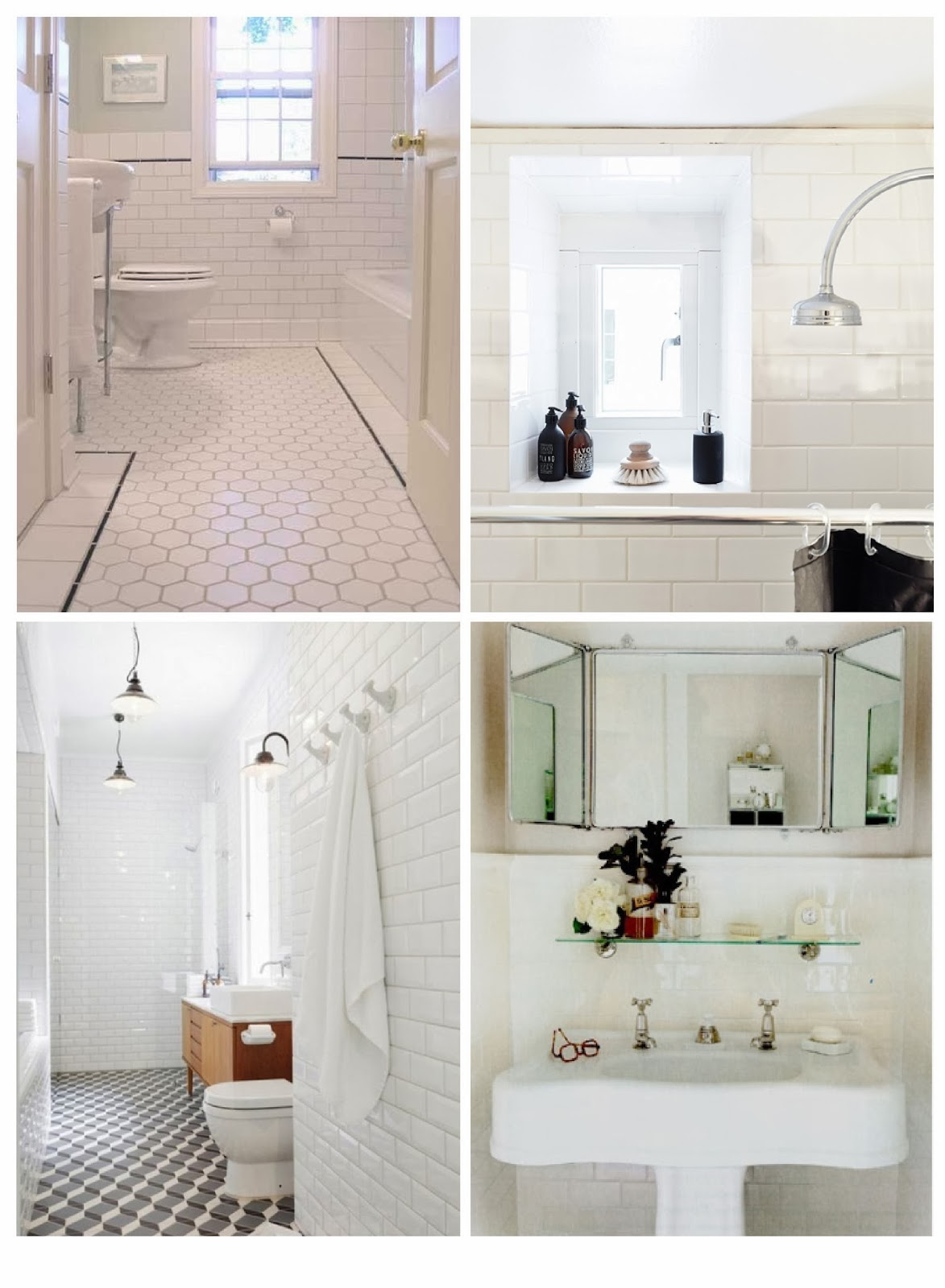 Bathroom Designs Tile Patterns