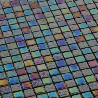 Pin Vibrant-iridescent-tile-wallpaper-mosaic on Pinterest