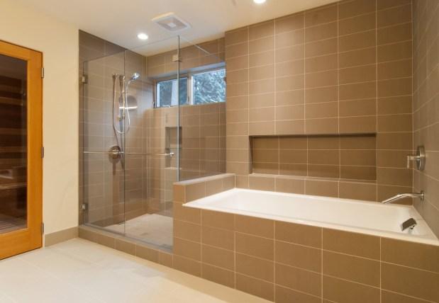 Decorative Bathroom Wall Tiles - Home Design Ideas