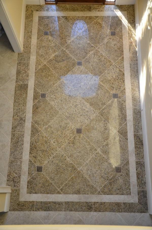 Foyer Floor Tile Design Ideas