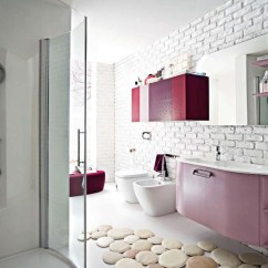 Pink Countertops Kitchen Tiles 30 Amazing Pictures And Ideas Classic Bathroom Tile
