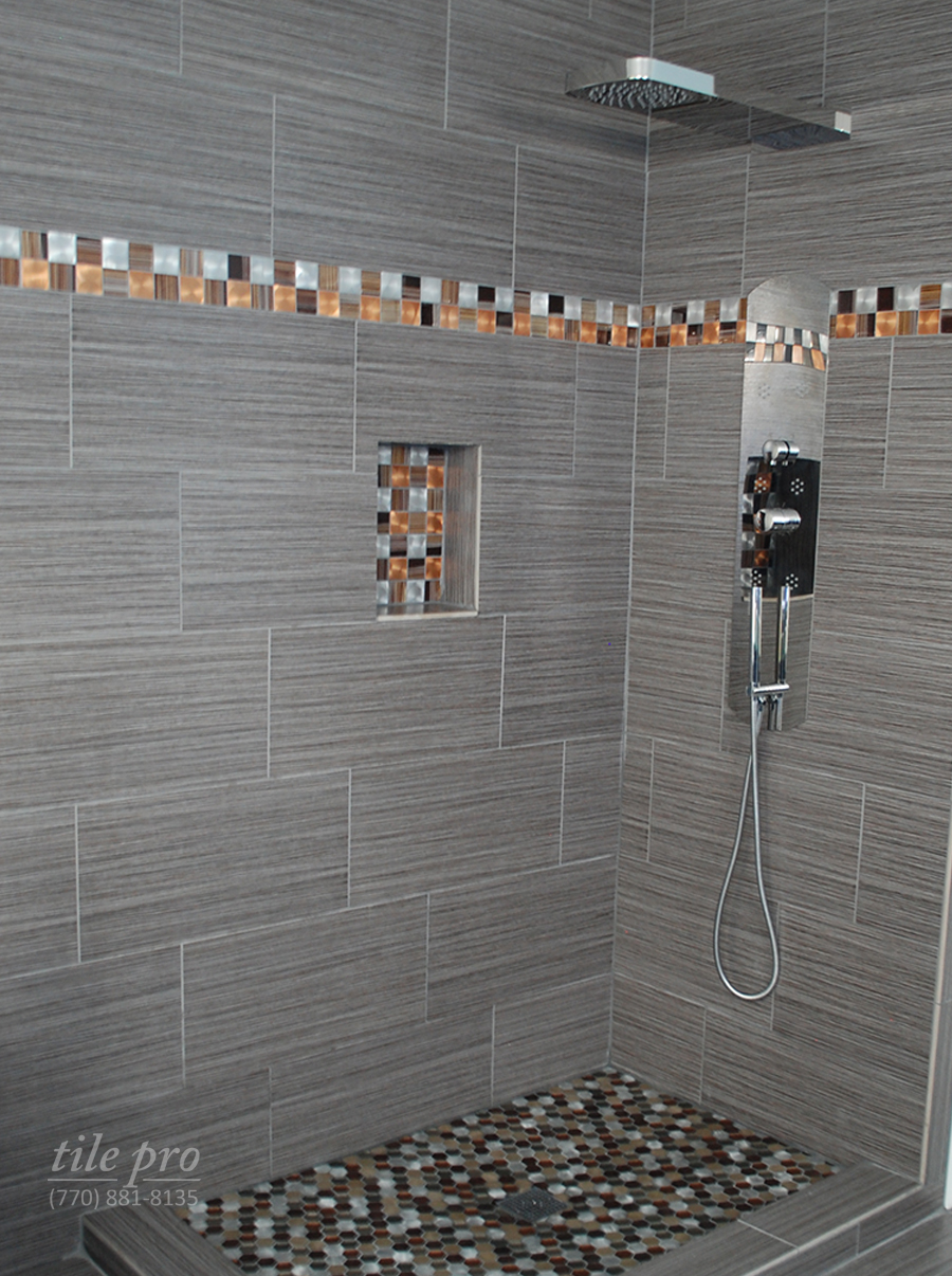 Installing Shower Tile Walls