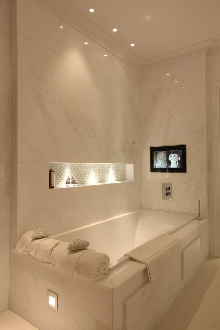 Tiled Shower Niche  Shower Shelf  Bathroom Awesome