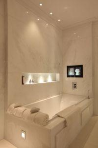 Tiled Shower Niche & Shower Shelf = Bathroom Awesome