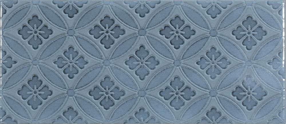 blue steel deco maiolica kollektion