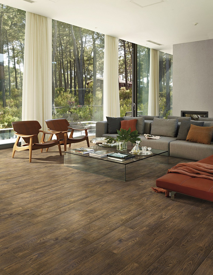 tiled living room navy blue sofa rooms using tiles in your tile mountain wood