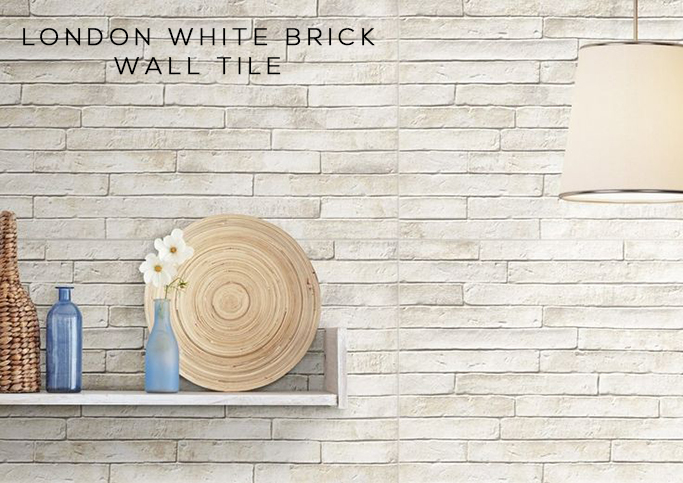 London White Brick Wall Tiles from Tile Mountain