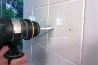How to Drill Through Tiles Without Cracking Them - Tile ...