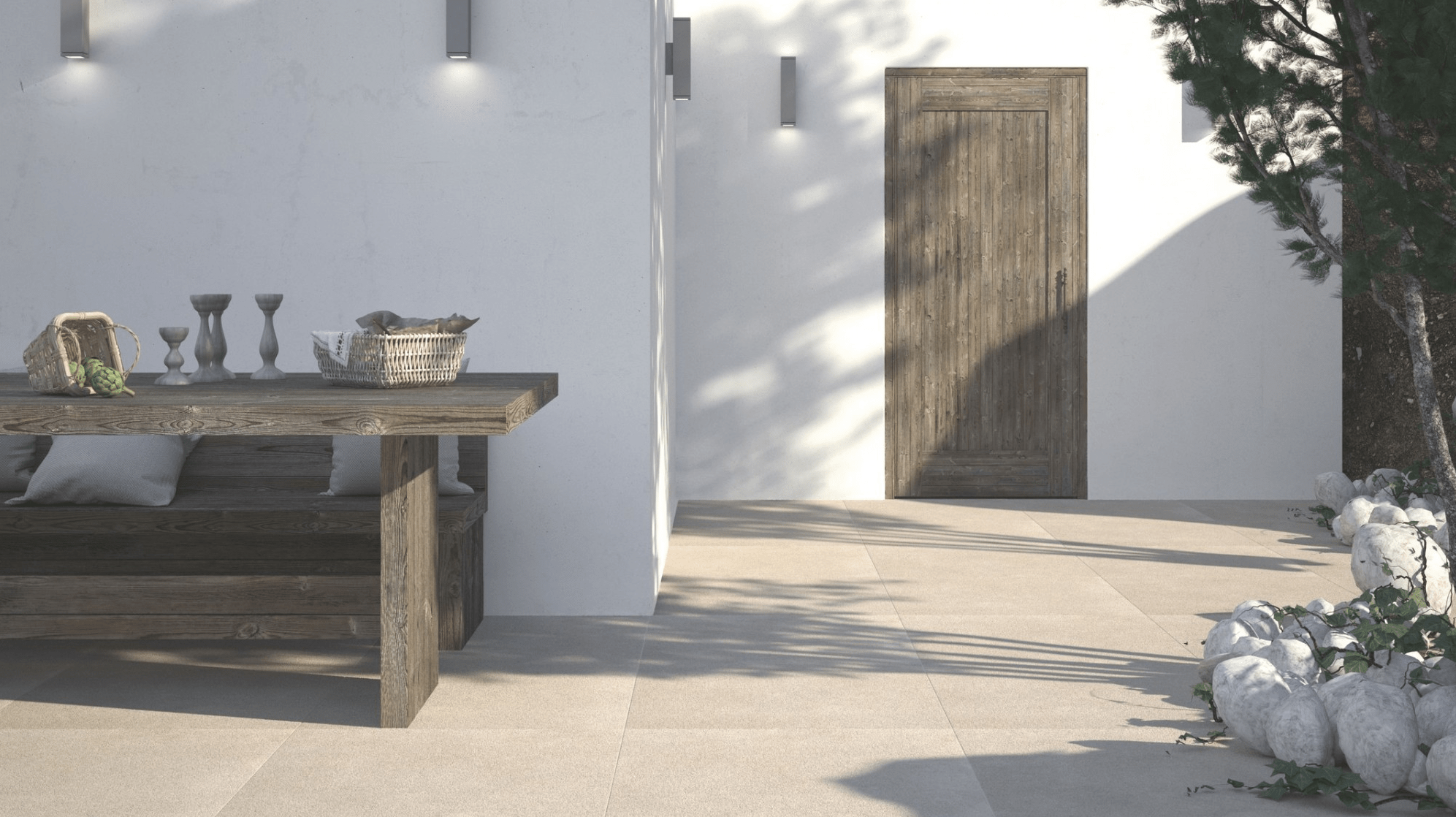The Best Tiles for Outside Areas Tile Mountain