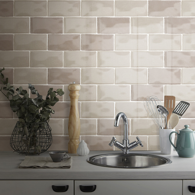 Kitchen Tiles From Tile Mountain: The Perfect Tiles For A Rustic Kitchen