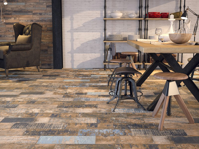 The Perfect Tiles For A Rustic Kitchen Tile Mountain
