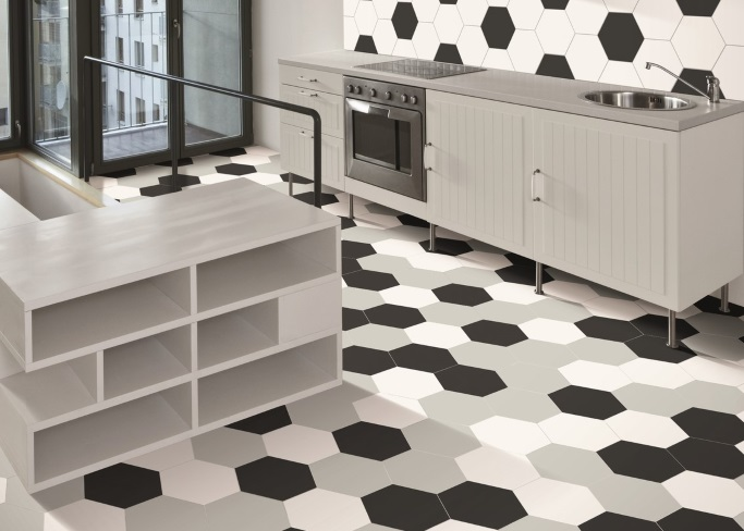 Patterned Floor Tiles to Turn Heads - Tile Mountain