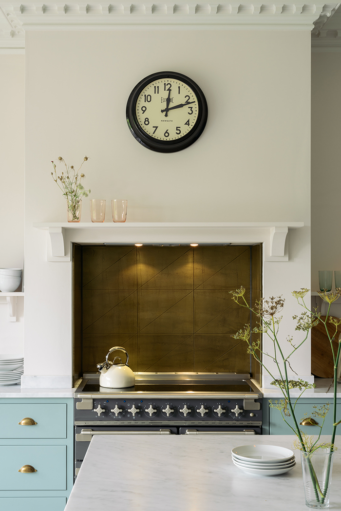 The South Wing Kitchen by deVOL