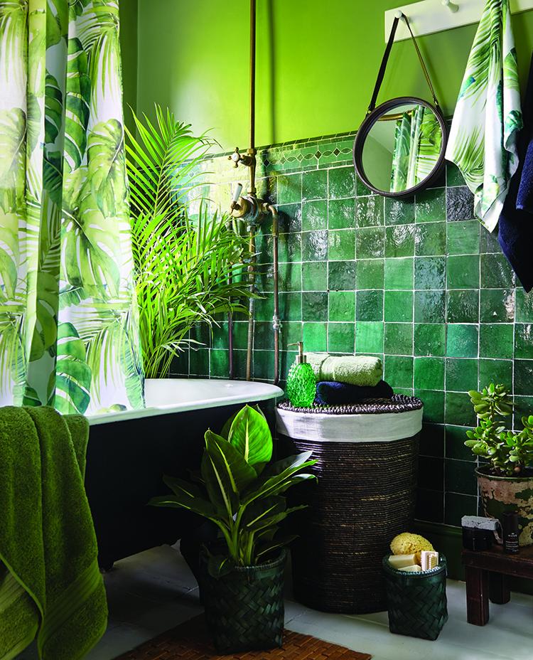 Dunelm SS18 Voyager Bathroom