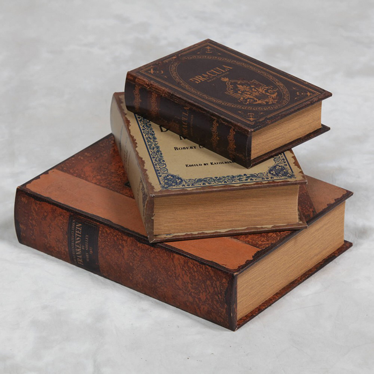 Smithers of Stamford Antique Horror Storage Books