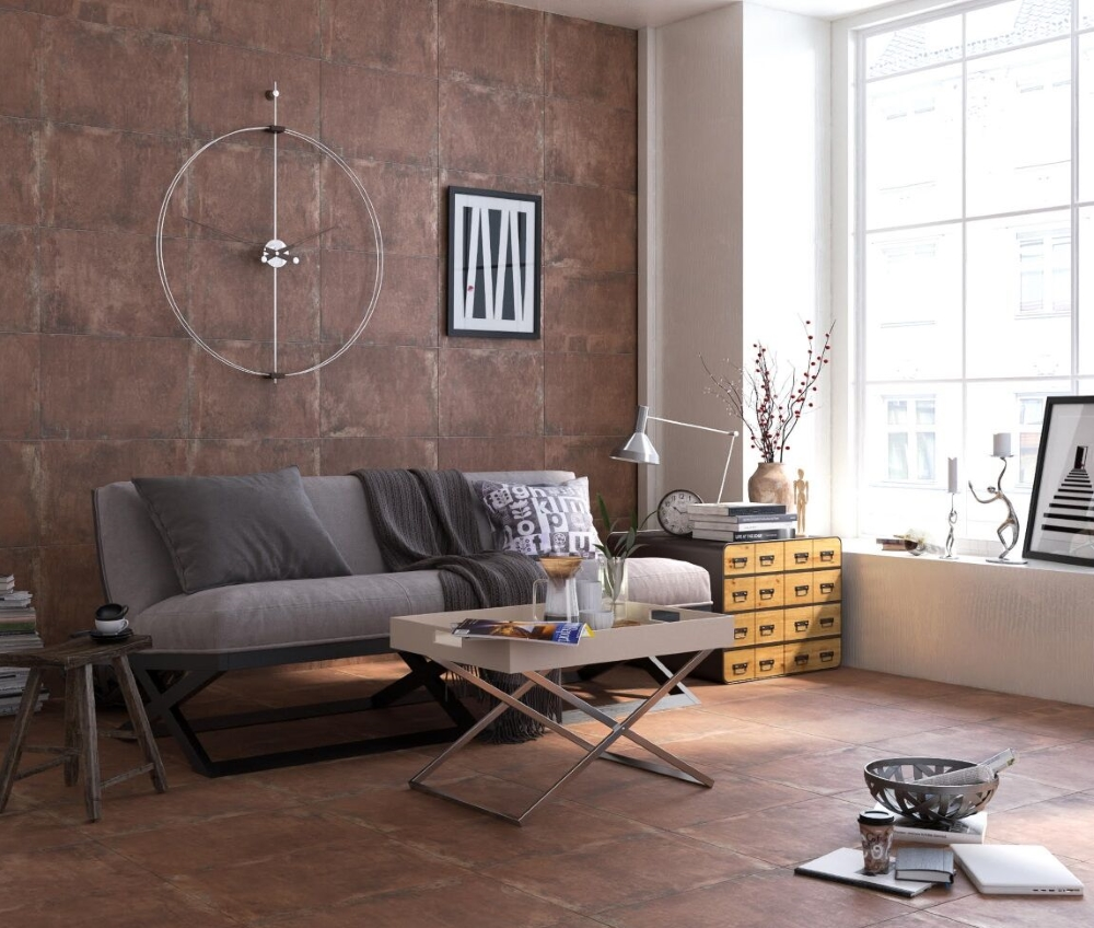 Anfora Cotto Porcelain Wall And Floor Tile
