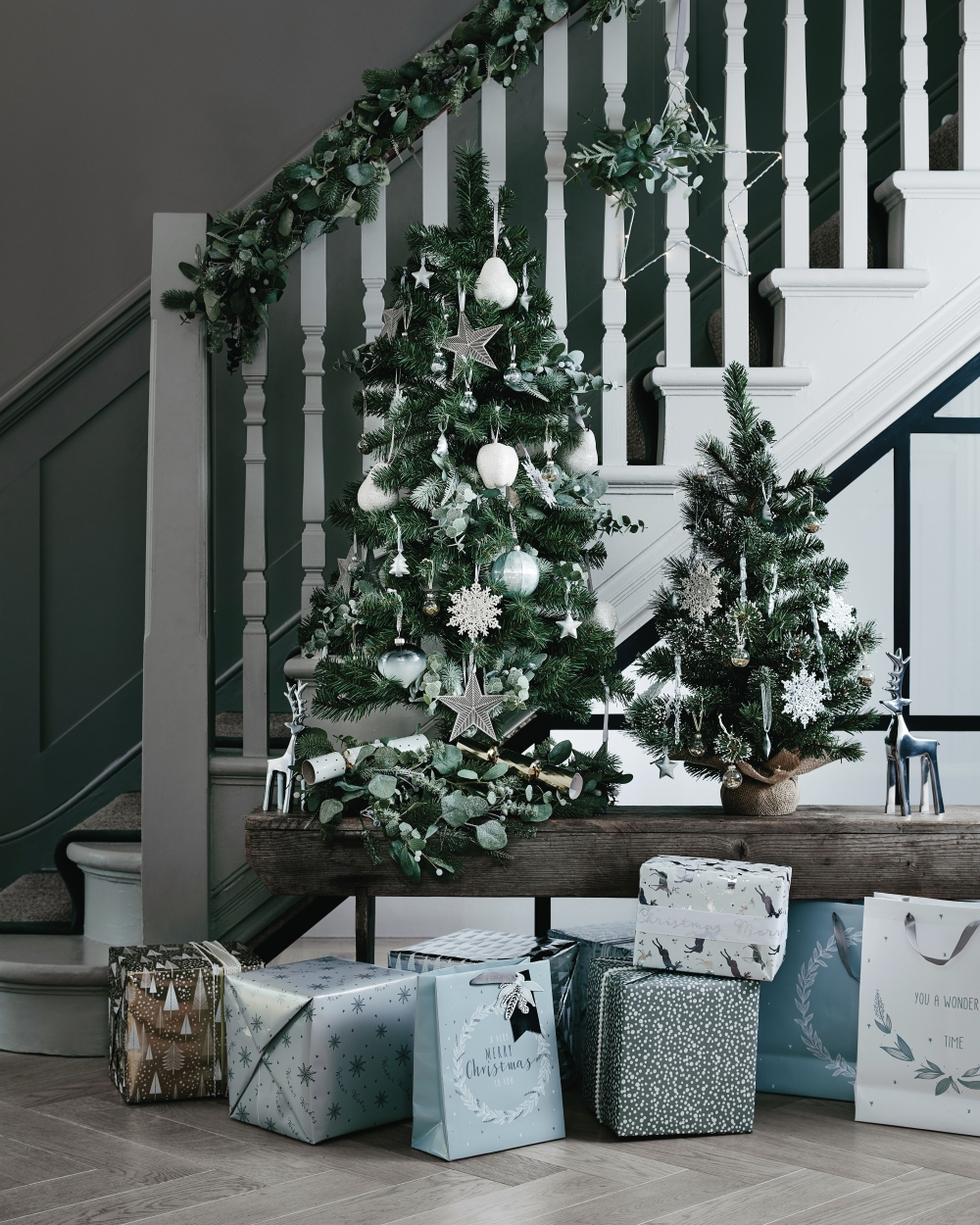 Christmas Decoration Inspiration Room By Room Tile Mountain