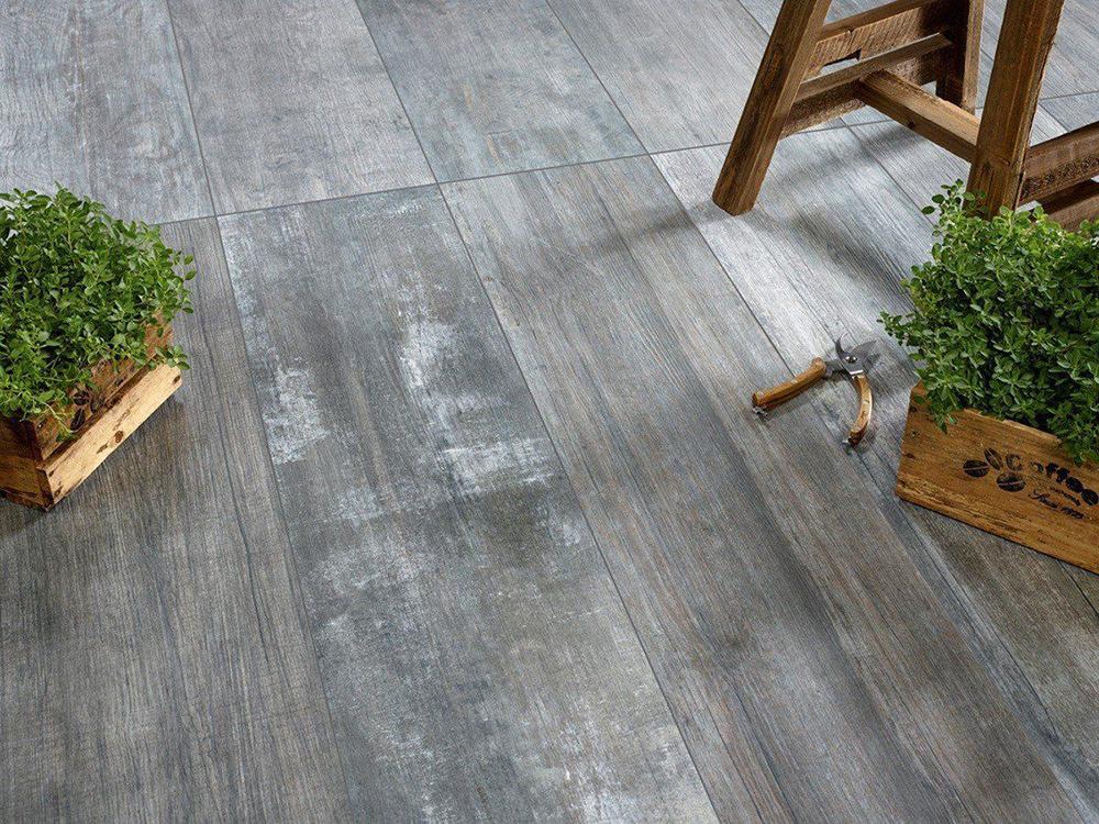 Icon Grey Outdoor Slab Tile  Tile Mountain
