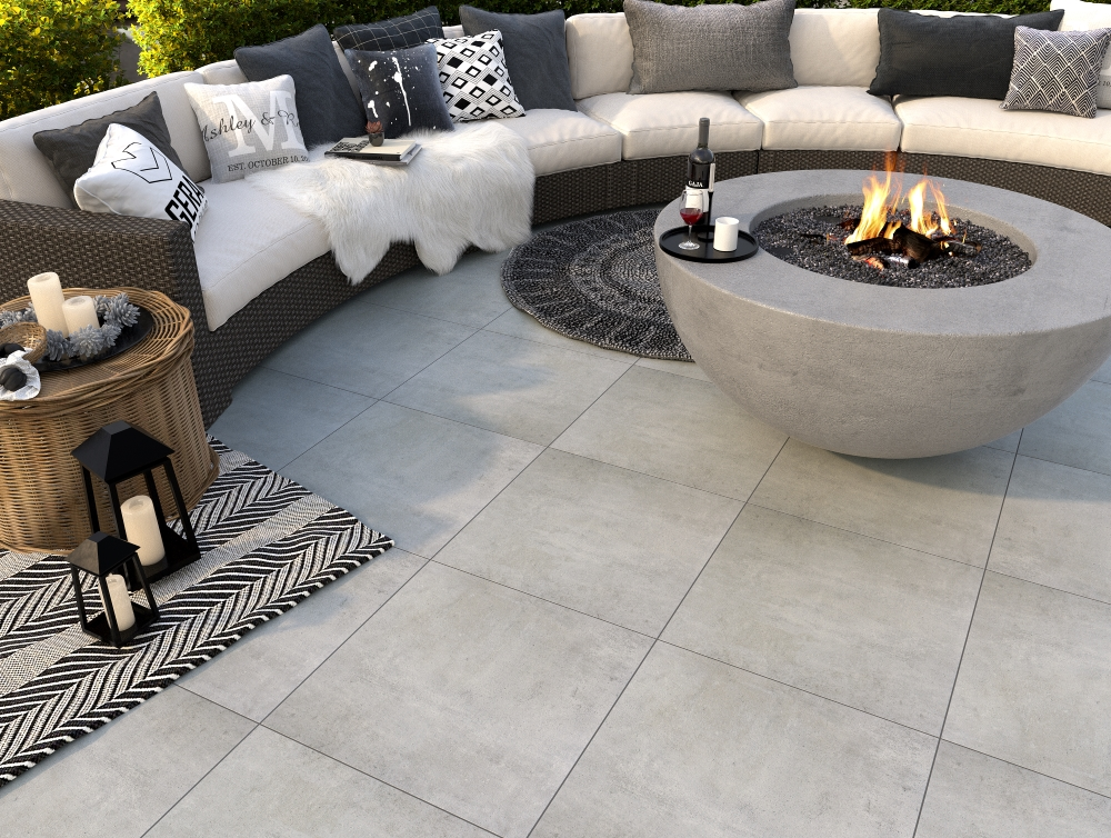Beton Soft Mid Outdoor Slab | Tile Mountain