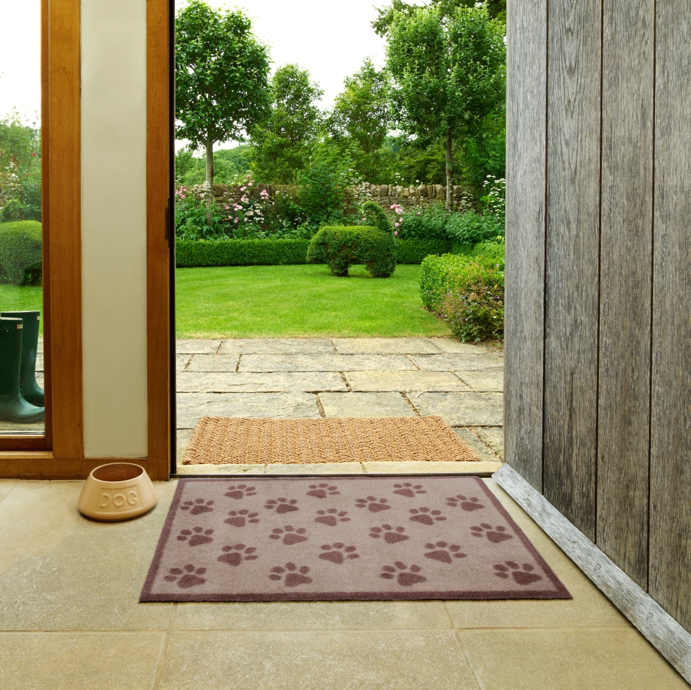 Paws Indoor Door Mat | Hurn & Hurn