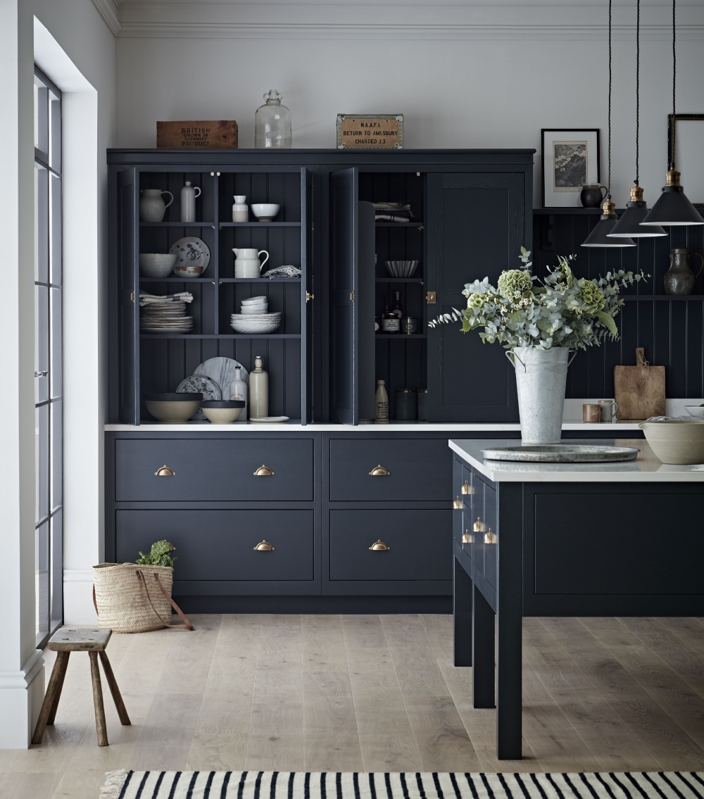 Haddon in Charcoal | Burbidge Kitchen Makers