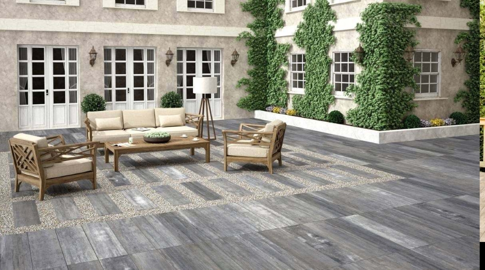 Icon Grey Outdoor | Tile Mountain
