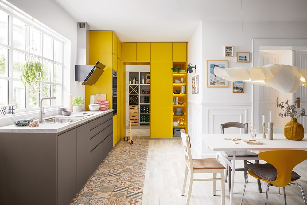 Kitchen Cabinets | In House