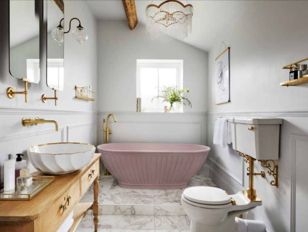 Casini Bath | BC Designs